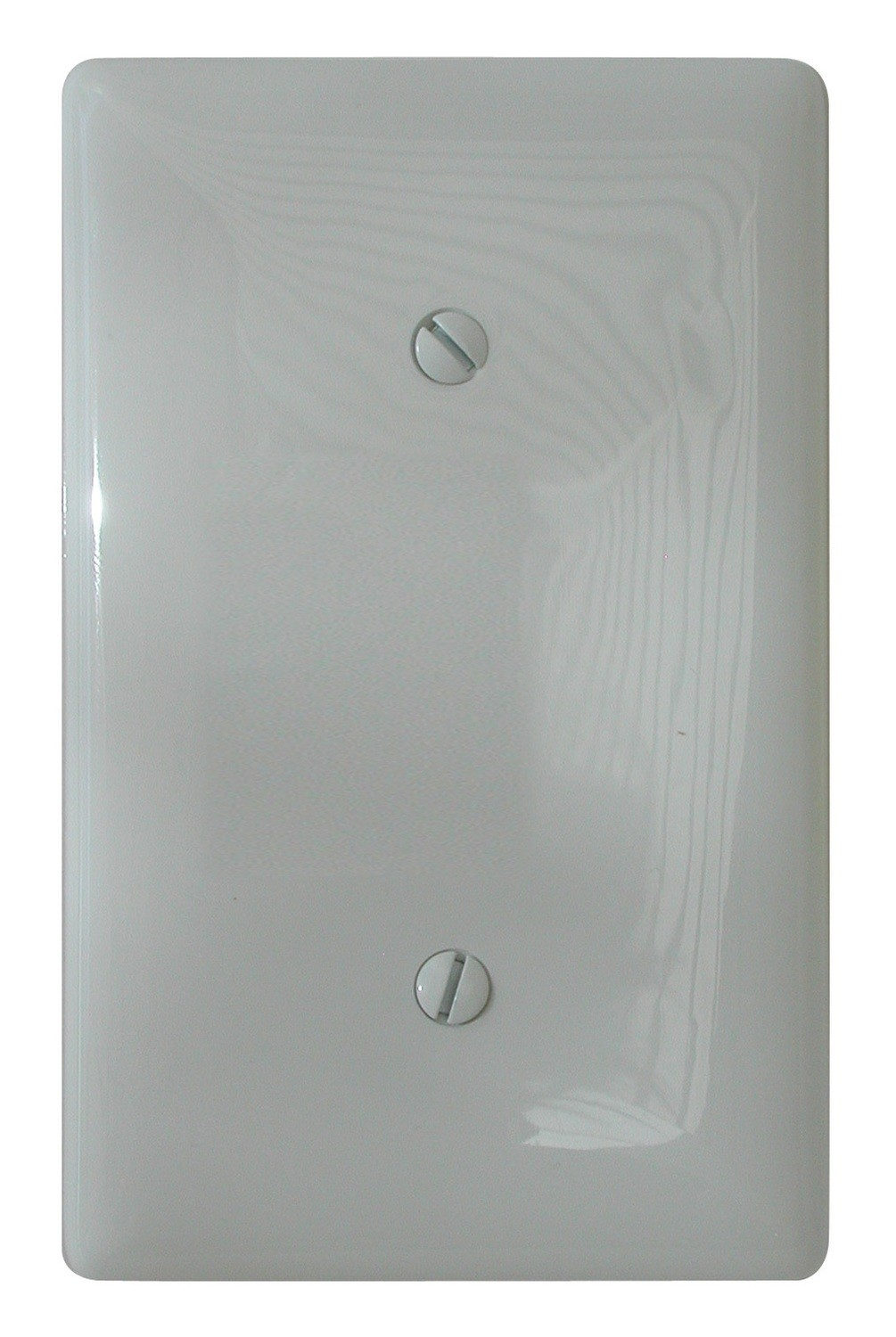 Blank Wall Plate - White