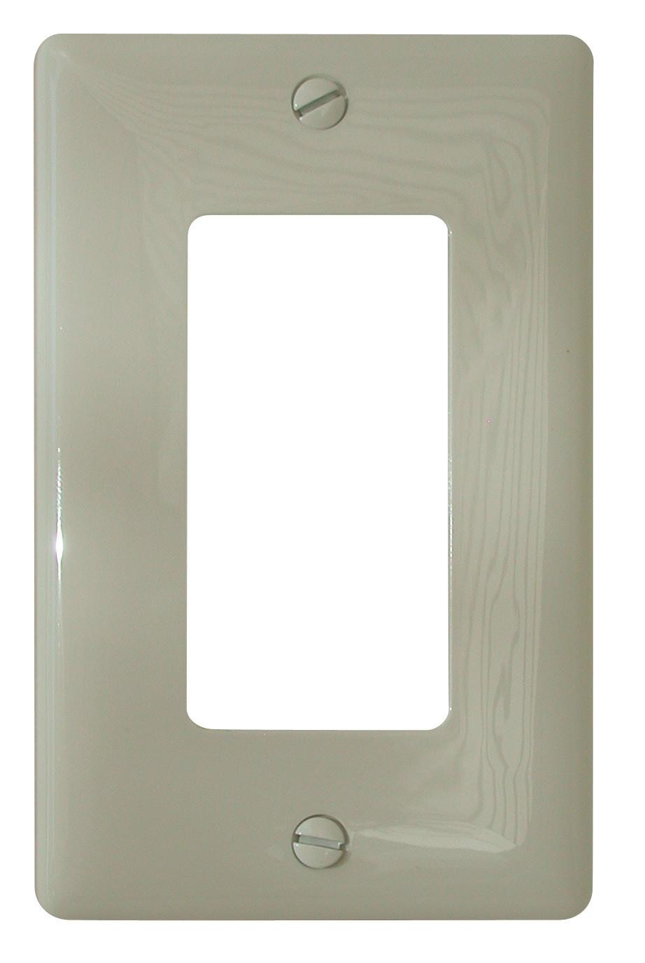 Decor Square Cover - Ivory