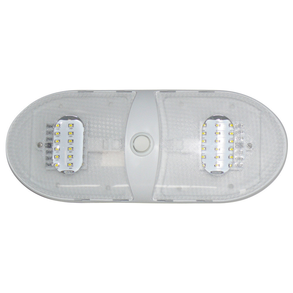 Double Pancake LED Fixture