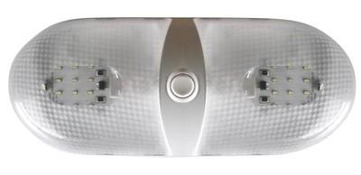Double Pancake LED Fixture - Warm White
