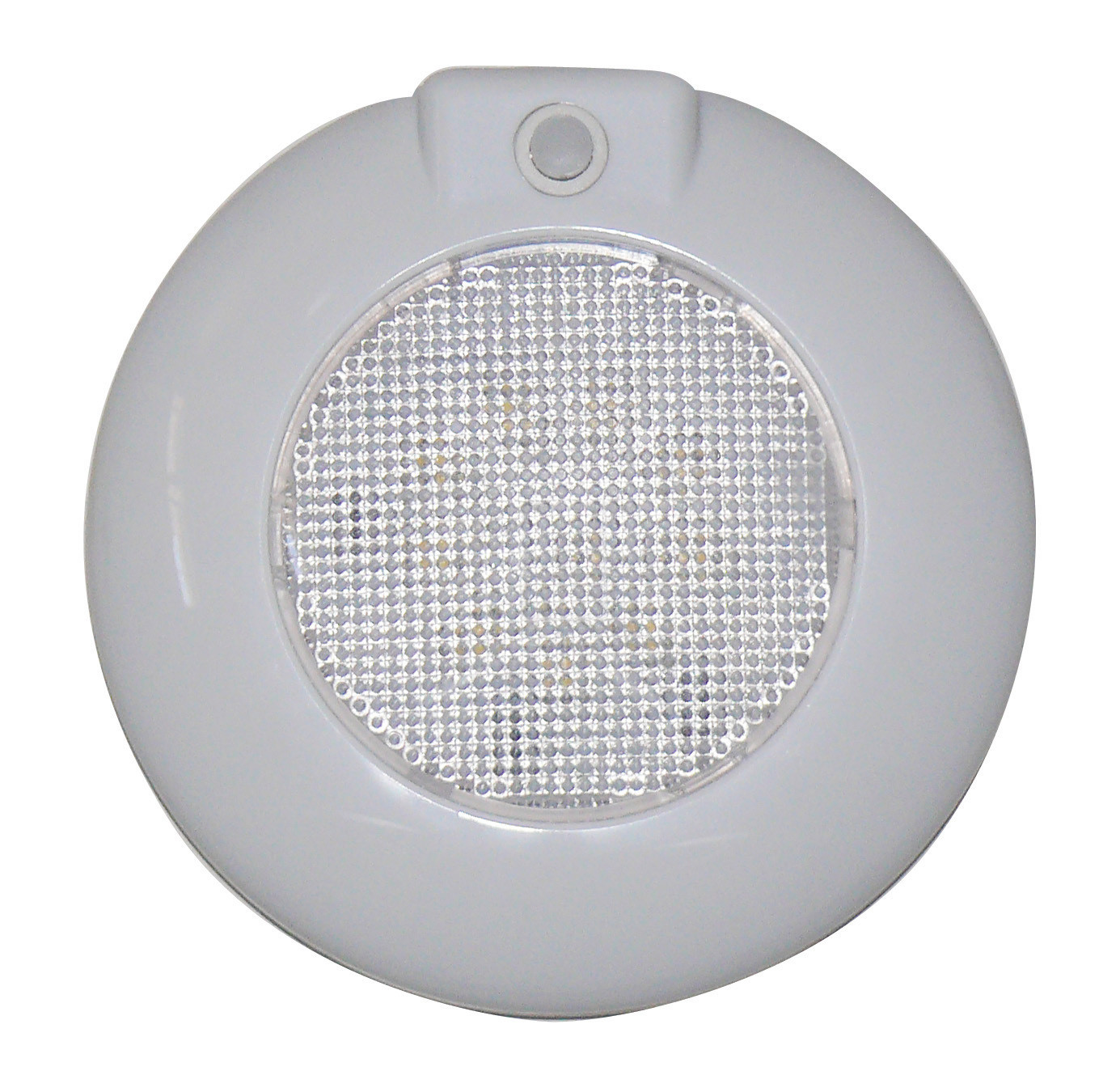 9 Diode Cost Effective LED Round Light - With Switch