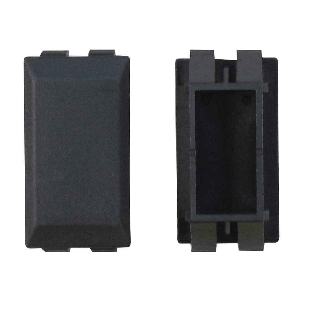 Insert/Wall Plate - Black 1/card