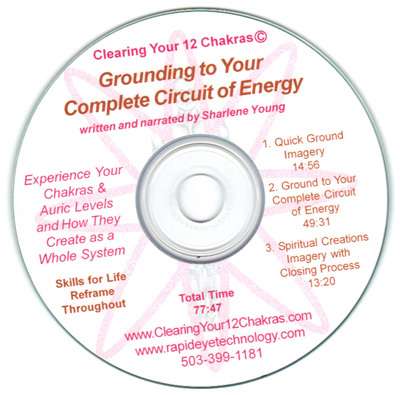 Grounding to Your Complete Circuit of Energy CD