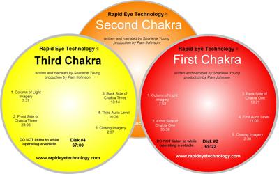 Chakra Session CDs