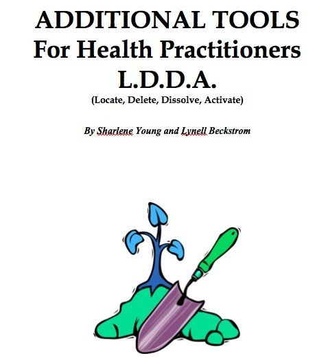 Live Training - LDDA - Additional Tools for Health Practitioners