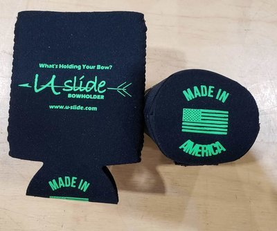 U-Slide Magnetic Koozie