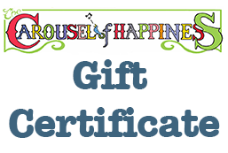 Gift Certificate $5 - $50