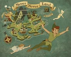 August 12 - Never Never Land