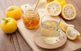 Honey Citron Tea