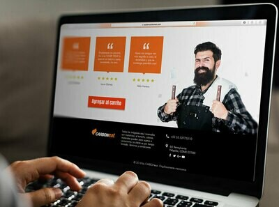 Web ecommerce, tu tienda en linea