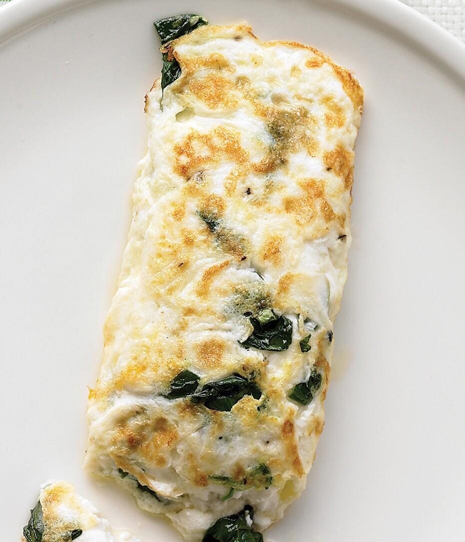 Omelette (Veggies) Platter