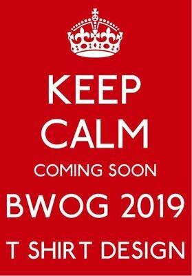 BWOG 2019 Commemorative T-Shirt