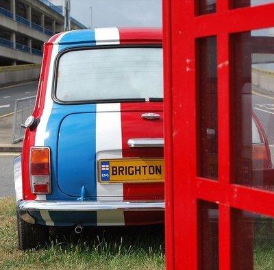 British Wheels on the Green AZ Registration