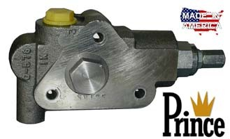 SVI25 INLET SECTION 1500-3000 PSI Relief