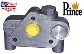 SV Valve Standard OUTLET SECTION - SVE21
