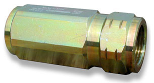 High Pressure Check Valve 1 1/2 NPT VU-112-F