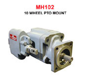 Direct-Mount 10-Wheel Dump Pump MH102