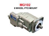 Direct-Mount 6-Wheel Dump Pump MG102