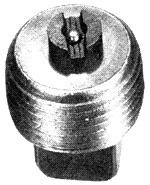 "PPM12 3/4"" NPT Magnetic Pipe Plug PPM12"
