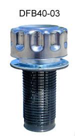 Locking Filler Breather DFB40-03-L