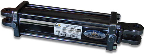 "SAE-32018   2"" Bore, 18"" Stroke Prince ROYALPLATE Cylinder SAE-32018"