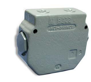 RD-1575-(.140) Flow Divider/Combiner