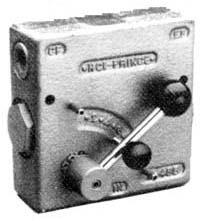 RD-1950-16 Flow Control Valve