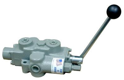 Prince RD513EA5A4B1 Motor Spool Valve, Spring Centered