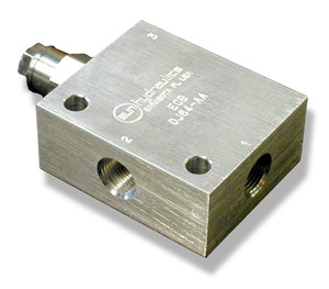 CBCA-6 Single SUN Holding Valve 3/8 NPT