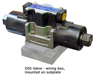 Yuken DSG-03-3C4-A120-5090
