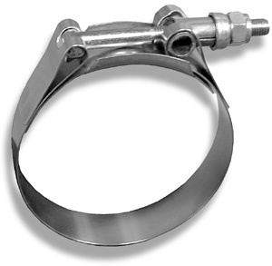 THC125 T-Bolt Hose Clamp
