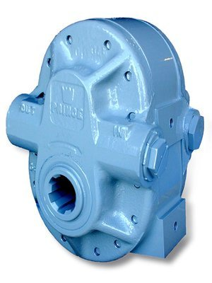 23 GPM Cast Iron Pump