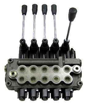 6 Spool MB61BBBBBB5C Wolverine Valve -  20-8602 20-8602
