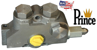 Series 20 Sectional Valve - INLET SECTION - 20I2H