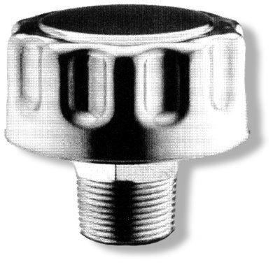 DB40-06 Screw-On Breather 3/8 NPT
