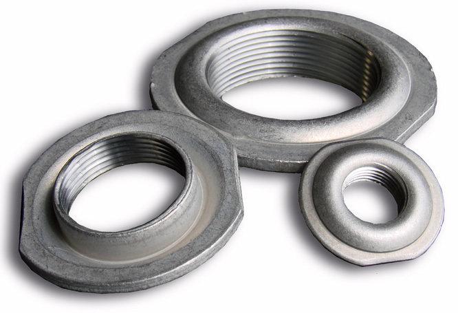 "1 1/2"" NPT Aluminum Flange FAF150"