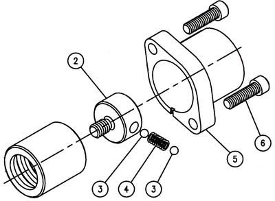 660190004 - 3 Position Detent Kit