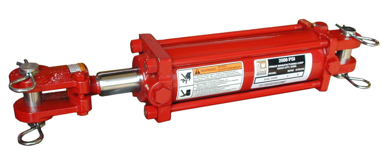 "Prince Hydraulic Tie Rod Cylinder SAE-33010 B300100ABAAA07B 3/"" bore x 10/"" stroke"