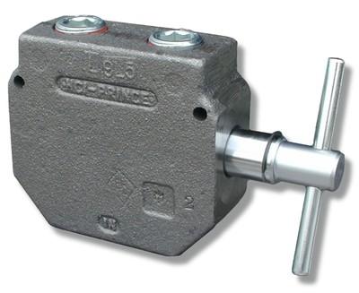 RD-975 Single Selector Valve 3/4 NPT
