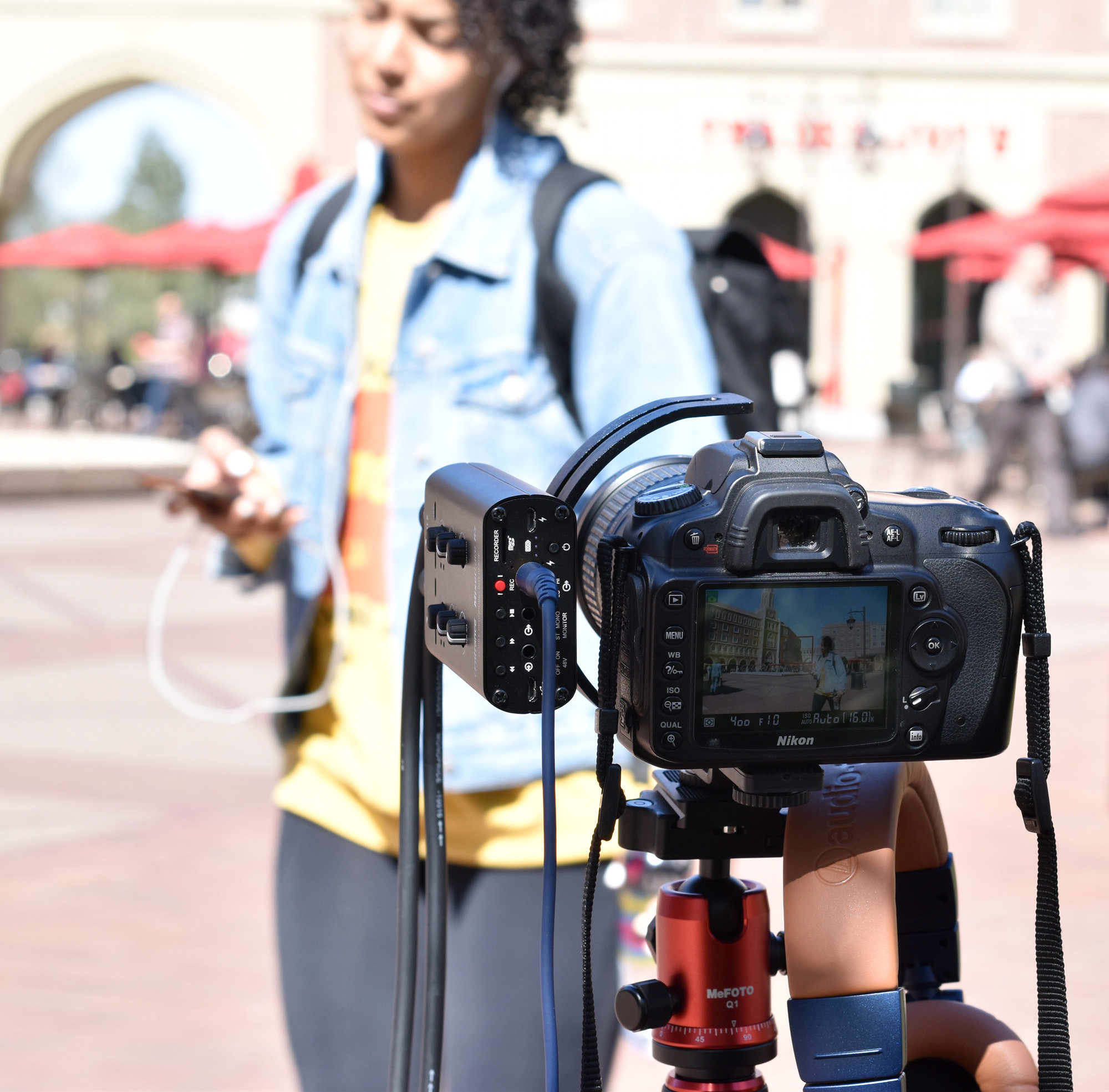 Perfect for Videographers and bloggers