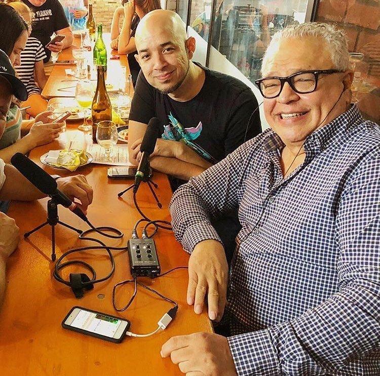 Endorser Melvin Rivera Velázquez from https://viapodcast.fm/