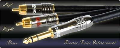Reserve Series Stereo 1/4