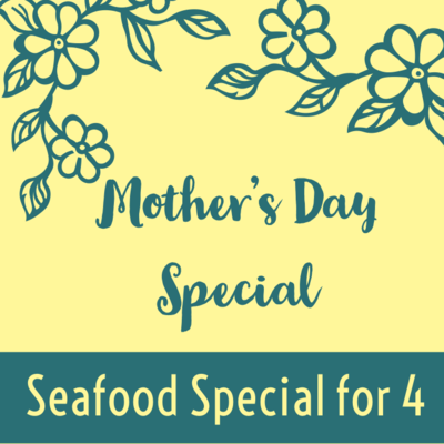 Seafood Special for 4
