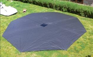 Tipi Groundsheet (4m)