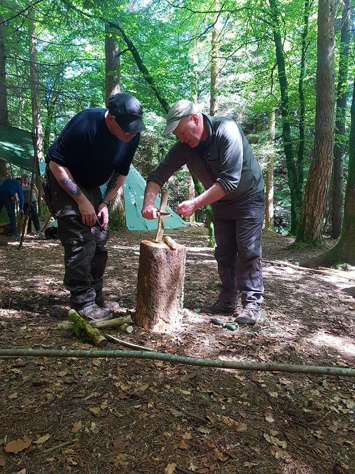 Woodcraft School, Advanced Bushcraft Award Level 3