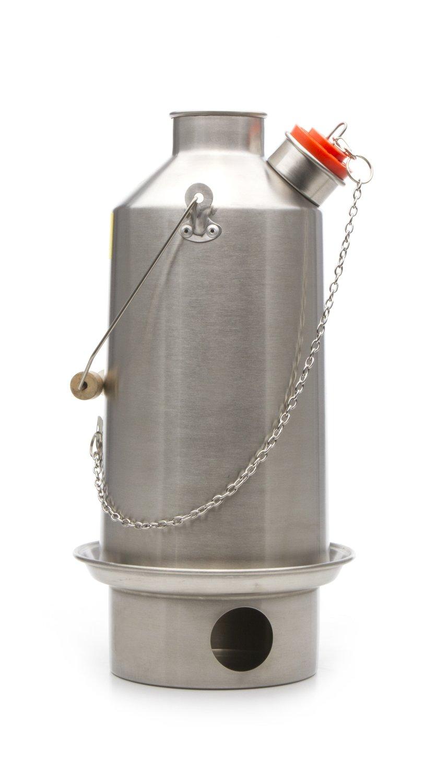 Base camp kettle (1.5ltr) /Stainless Steel model