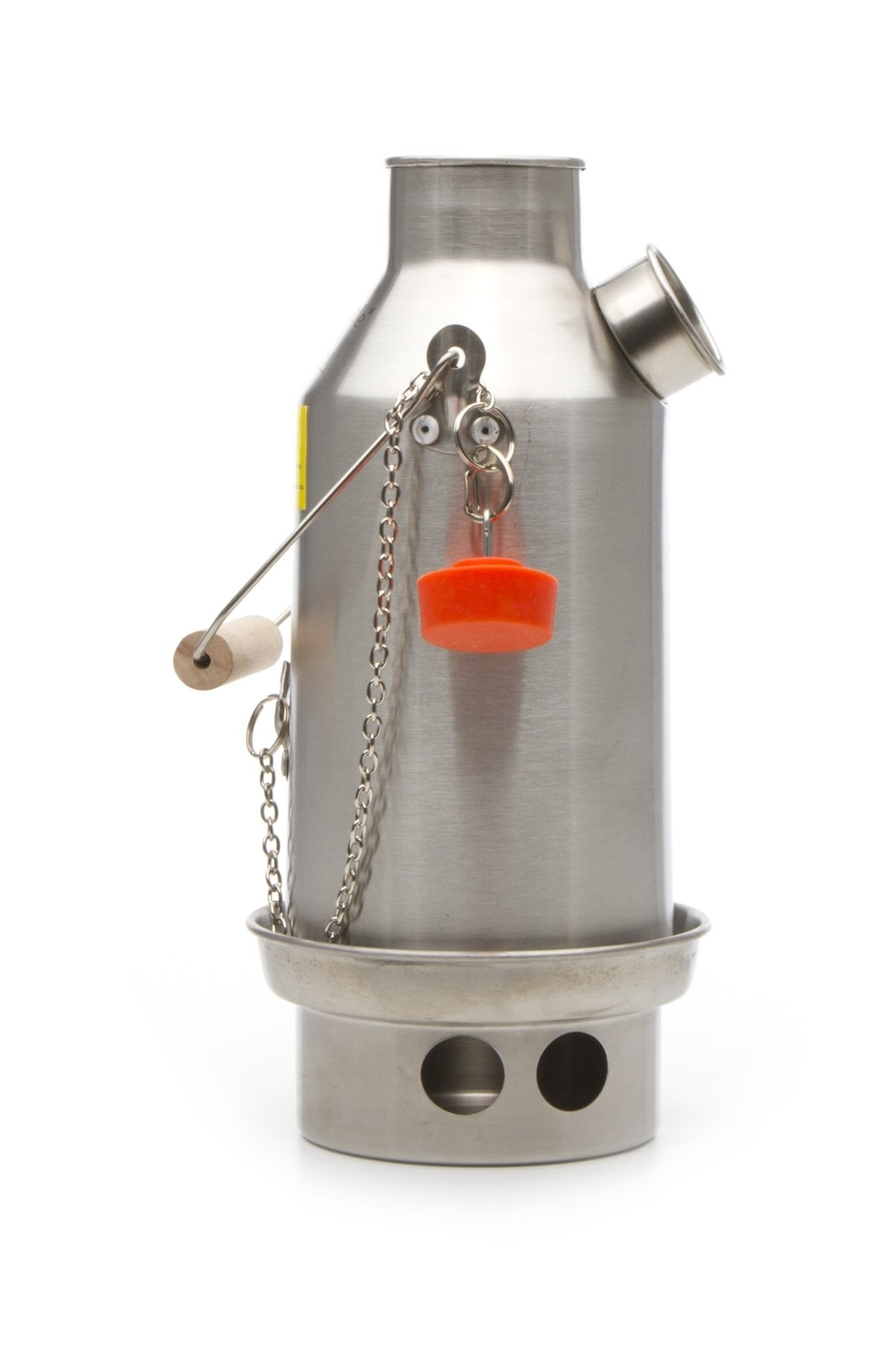 Trekker kettle (0.6ltr) / Stainless Steel model