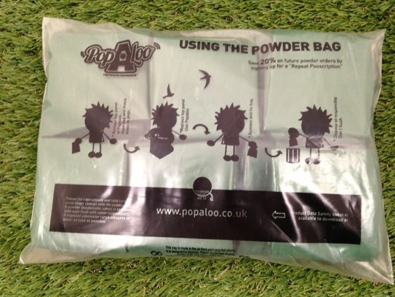 Popaloo Powder Bags - 10