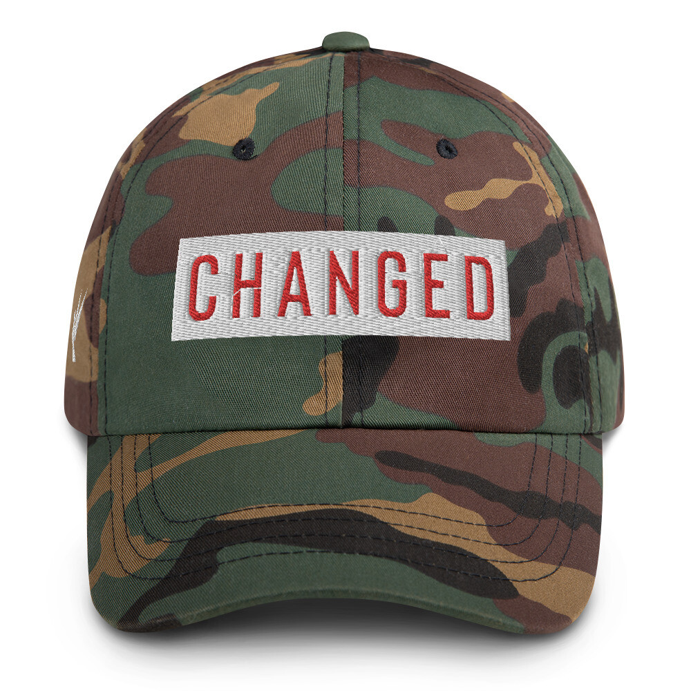 """""""Changed"""" Hat"""