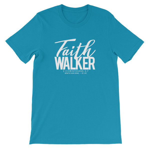 """Faith Walker"" Color Short-Sleeve Unisex T-Shirt"